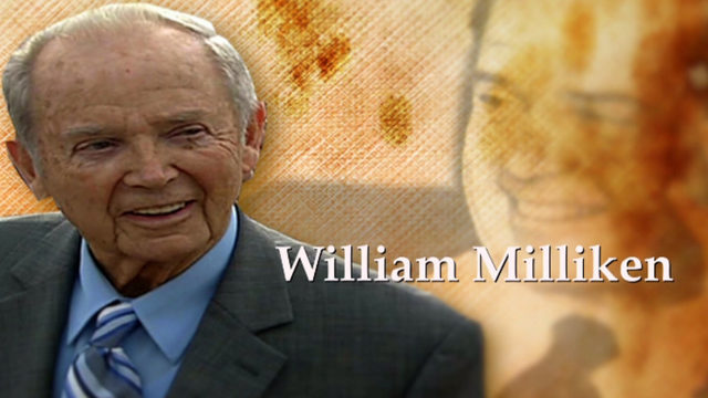 Former Michigan Gov. William Milliken dies at age 97