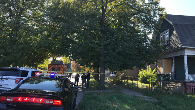 Police: Woman found beaten to death inside Detroit home