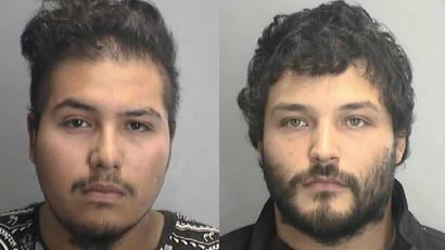 Brothers charged in connection with theft of lawn equipment from…
