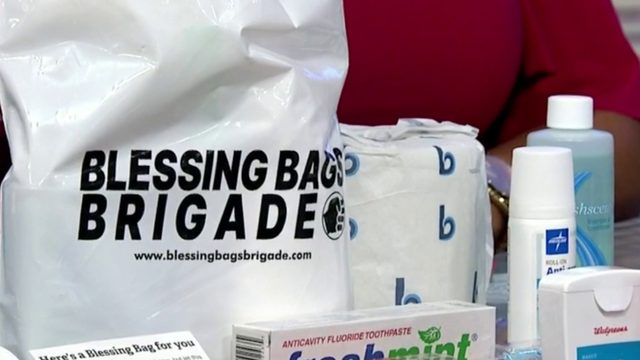 These bags bring blessings in the Heart of Detroit