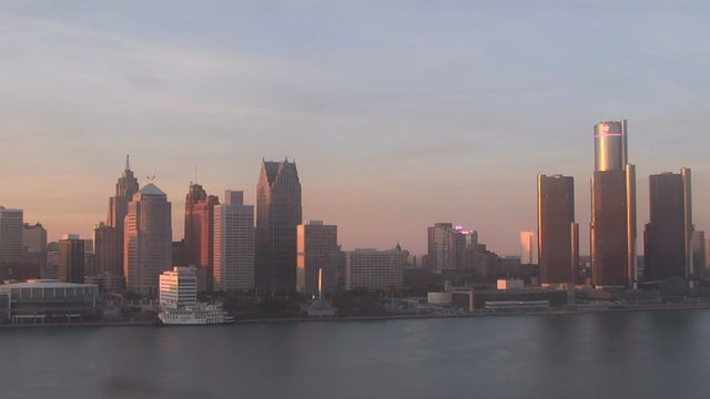 Metro Detroit Weather: Chilly, but beautiful Friday night
