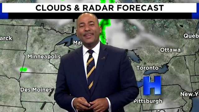 Metro Detroit weather: Extra clouds arrive on a cool Saturday night