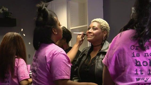 Southfield salon owner hosts 12-hour beauty marathon for cancer survivors