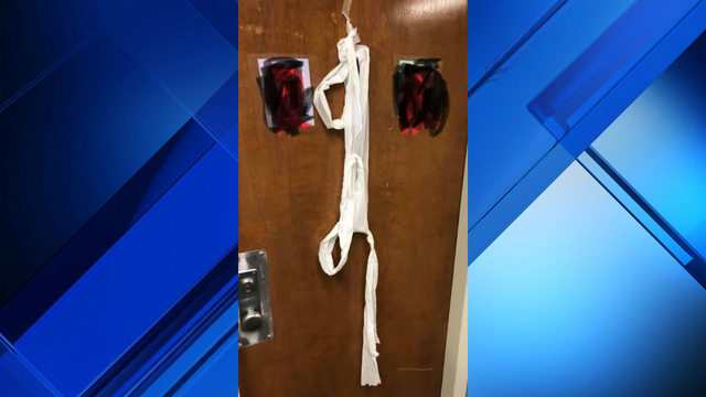 MSU officials respond after student says toilet paper noose was left on…