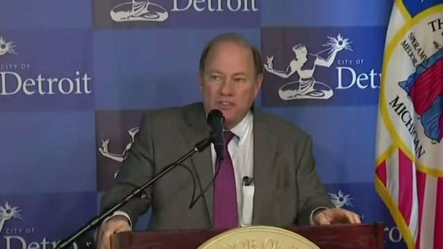 Detroit Mayor Mike Duggan says emails related to investigation were…