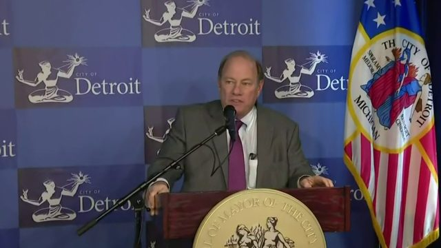 Detroit mayor's office told employees to delete emails related to…
