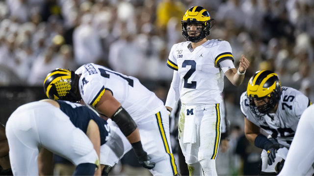 7 encouraging signs from Michigan football's loss to Penn State