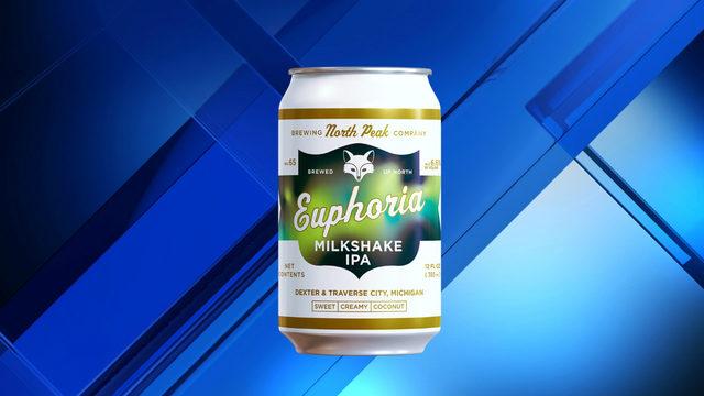 Michigan's North Peak Brewing Co. announces new pina colada-like milkshake IPA