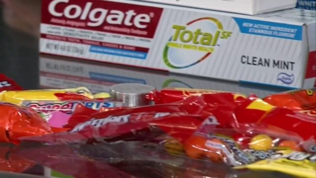 This Halloween candy buy back program teaches important lessons