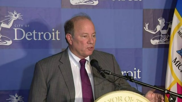 Detroit Mayor Mike Duggan addresses accusations his staff deleted emails…