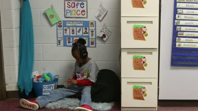 Program at Metro Detroit school district helps students facing traumas at home