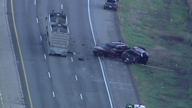 Driver killed in crash on EB I-94 near Little Mack