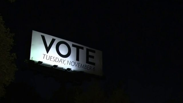 'Vote' billboard in SW Detroit lists wrong election day date