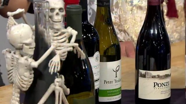 A Game of Thrones themed wine tasting event in Birmingham with a dark twist!