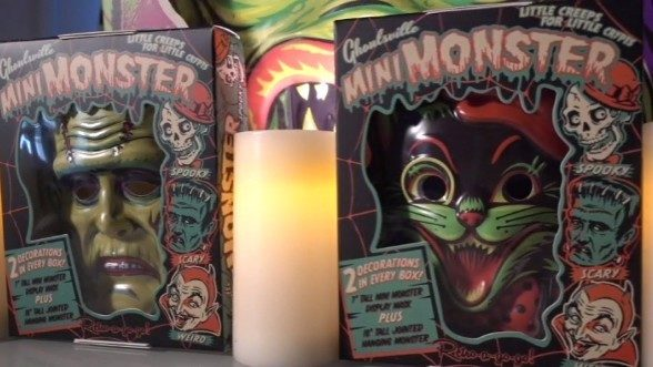 Ghoulesville: Metro Detroit store offers retro Halloween products