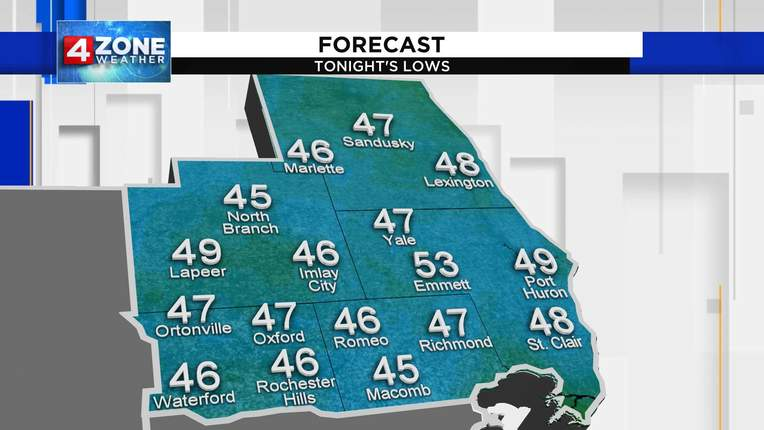 Detroit Weather, Forecast, Severe Alerts | ClickOnDetroit