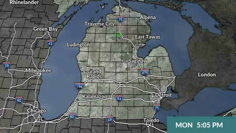 Grand Rapids Weather Map.Michigan Weather Radar Clickondetroit Wdiv Local 4
